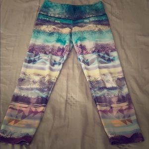 Onzie Capri leggings size xs